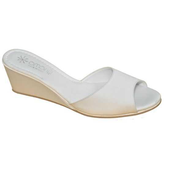 Amarilli Pantofole da Sposa Stefania Bianca