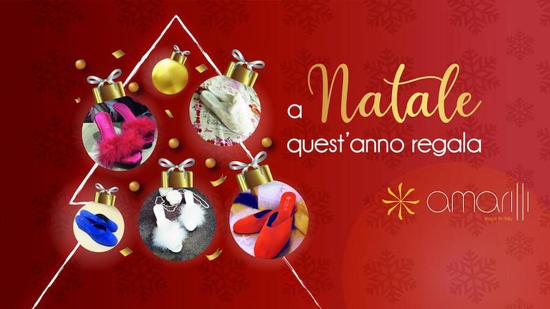 A Natale Regala Amarilli